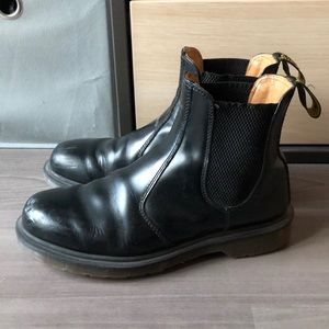 Dr. Martins Chelsea boots